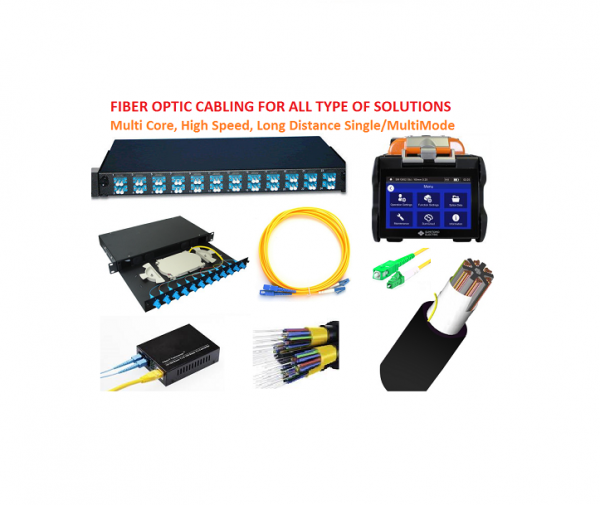 Fiber Optic Cable Solutions in Lahore