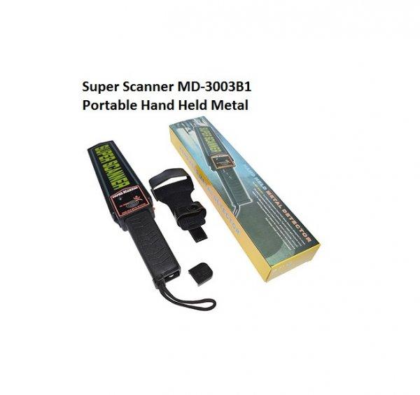 Metal Detector Super Scanner MD3003B1